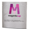 12 Panel CLIA Waived Magenta tapered drug test cup package