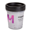 12 Panel CLIA Waived Magenta tapered drug test cup