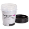12 Panel CLIA Waived Magenta tapered drug test cup open