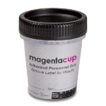 17 Panel drug test tapered cup