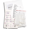 12 Panel Drug Test CLIA Waived Magenta Clicker Cup Kit