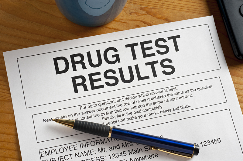 How long will Marijuana show in a drug test?