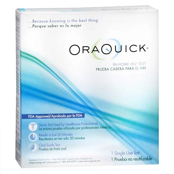 OraQuick HIV Test Kit