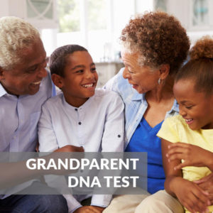 Grandparent DNA Testing Standard Test