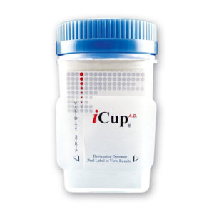 iCup Multi Drug Urine Test Kit