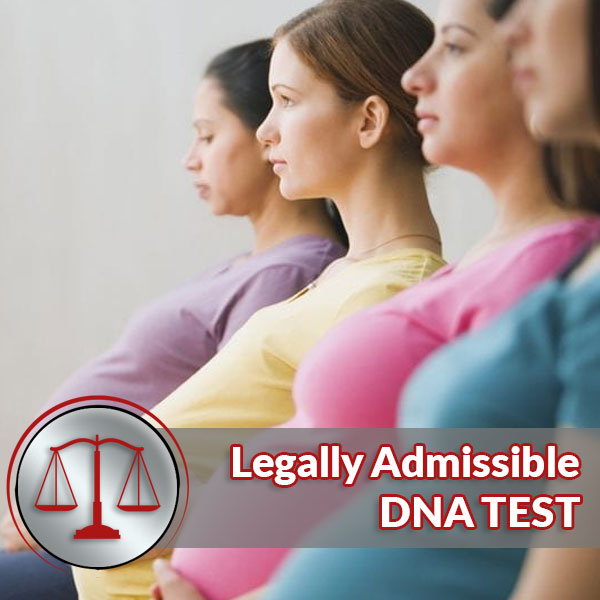 Legally Admissible Prenatal DNA Test