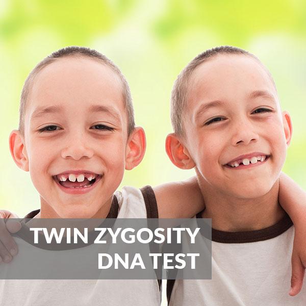 Twin Zygosity DNA Testing Standard Test